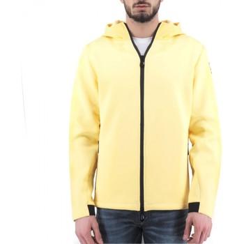 Vêtements Homme Blousons Sunstripes Veste a capuche Appio jaune  SNSAPPIO1U 0023 jaune