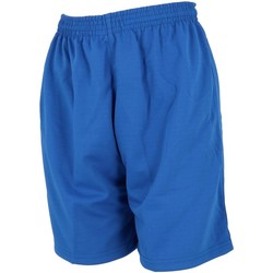 Vêtements Homme Shorts / Bermudas Tremblay Poly roy uni short foot Bleu moyen