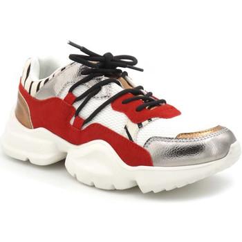 Chaussures Femme Baskets basses Menbur Arfanta Rouge