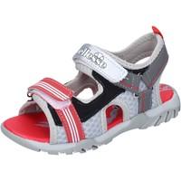 Chaussures Garçon Sandales et Nu-pieds Ellesse sandales cuir synthétique gris