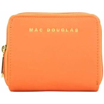 Sacs Femme Portefeuilles Mac Douglas Porte monnaie  toile nylon orange Multicolor