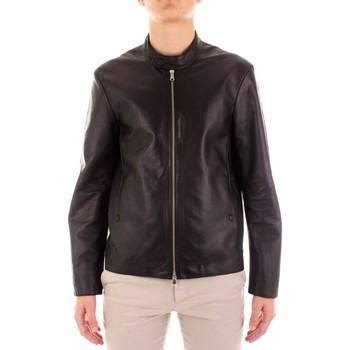 Vêtements Homme Vestes en cuir / synthétiques The Jack Leather RADETZKY Noir