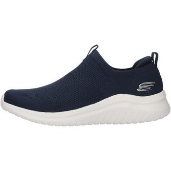 Chaussures Homme Slip ons Skechers 232047 Bleu
