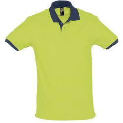 Vêtements Polos manches courtes Sols PRINCE COLORS Verde