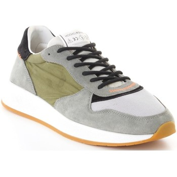 Chaussures Homme Baskets basses Crime London 11001PP2B Vert