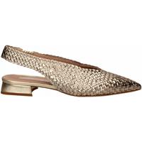 Chaussures Femme Ballerines / babies Enzo Di Martino INTRECCIO platino