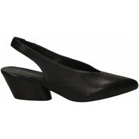 Chaussures Femme Escarpins Mat:20 KRIS WEST nero