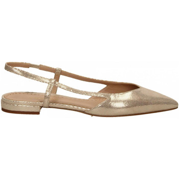 Chaussures Femme Ballerines / babies The Seller CHARLOTTE platino