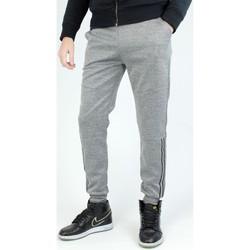 Vêtements Homme Pantalons de survêtement Kebello Jogging de running Taille : H Gris M Gris