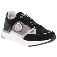 Chaussures Femme Baskets basses Colmar Baskets Femme  Supreme ref_48758 Noir noir
