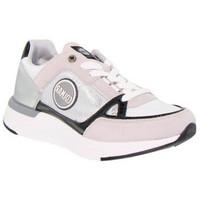 Chaussures Femme Baskets basses Colmar Baskets Femme  Supreme ref_48757 White BlancHauteur tige