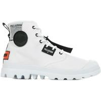 Chaussures Homme Boots Palladium Pampa Lite Overlab blanc