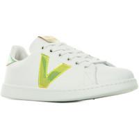 Chaussures Femme Tennis Victoria Tenis Hologramme blanc