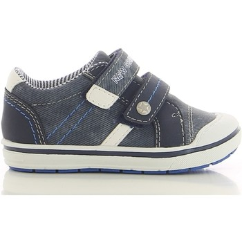 Chaussures Garçon Baskets montantes Botty Selection Kids SNEA315602 BLEU MARINE
