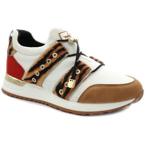 Chaussures Femme Baskets basses Menbur Ticino Multicolor