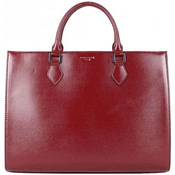 Sacs Femme Sacs porté main Hexagona Grand sac à main + bandoulière  Verni Rouge carmin Multicolor