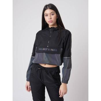 Vêtements Femme Vestes Project X Paris Veste Légère Noir