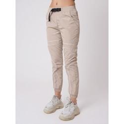 Vêtements Femme Pantalons de survêtement Project X Paris Jogging Beige