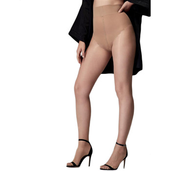 Sous-vêtements Femme Collants & bas Cette Collant 20 Deniers Bari savane Beige