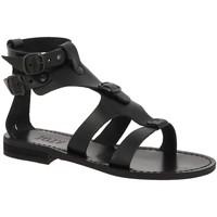 Chaussures Femme Sandales et Nu-pieds Iota 616 noir