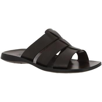 Chaussures Homme Mules Iota ABRAMO MARRON
