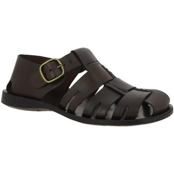 Chaussures Homme Sandales et Nu-pieds Iota ACHILLE MARRON