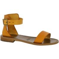 Chaussures Femme Sandales et Nu-pieds Iota 147 orange