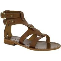 Chaussures Femme Sandales et Nu-pieds Iota CHIARA MARRON