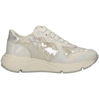 Chaussures Fille Baskets basses Asso AG-5502 BLANC