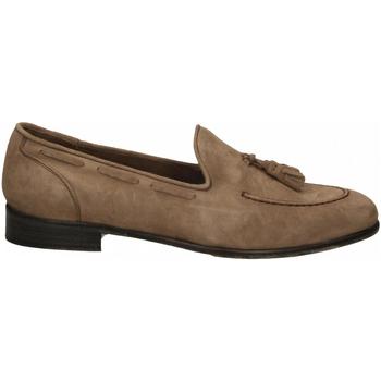 Chaussures Homme Mocassins J.p. David CAPRA SCAMOSCIATO fango