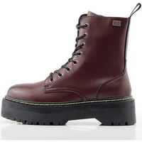 Chaussures Femme Bottines Coolway ABBY rouge