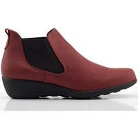 Chaussures Femme Low boots Pinaz 2001 rouge