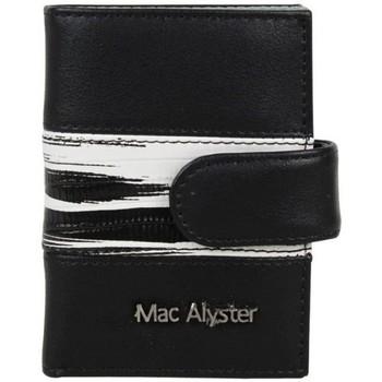 Sacs Femme Portefeuilles Mac Alyster Porte cartes bicolore  726A anti piratage RFID Multicolor
