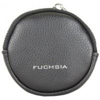 Sacs Femme Porte-monnaie Fuchsia Porte monnaie rond  Arton noir Multicolor