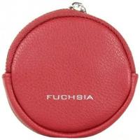 Sacs Femme Porte-monnaie Fuchsia Porte monnaie rond  Arton rouge Multicolor