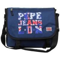 Sacs Enfant Cartables Pepe jeans Gibecière drapeau Anglais bleu marine  6065051 Multicolor