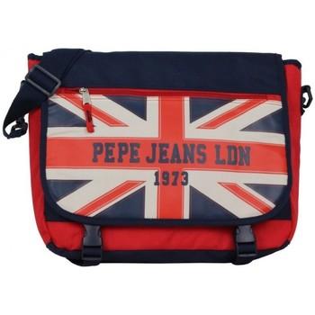 Sacs Enfant Cartables Pepe jeans Gibecière à rabat drapeau Anglais  1935001 Multicolor