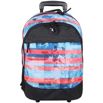 Sacs Enfant Cartables Rip Curl Sac à dos  avec roues bleu motif rouge BBPJB4 Multicolor