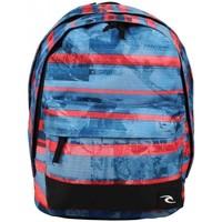 Sacs Enfant Cartables Rip Curl Sac à dos  motif bleu rouge BBPIQ4 2 compartiments Multicolor