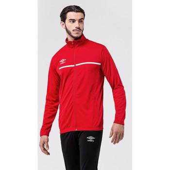 Vêtements Homme Vestes de survêtement Umbro Veste Teamwear Homme ROUGE