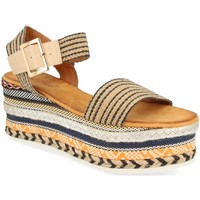 Chaussures Femme Sandales et Nu-pieds Milaya 3M121 Naranja