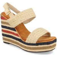 Chaussures Femme Sandales et Nu-pieds Milaya 5R8 Beige