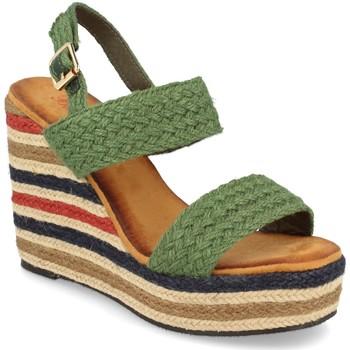 Chaussures Femme Sandales et Nu-pieds Milaya 5R8 Verde