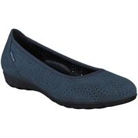 Chaussures Femme Ballerines / babies Mephisto Ballerine cuir ELSIEPERF Bleu