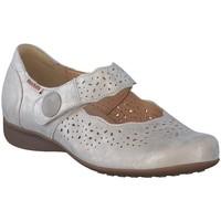 Chaussures Femme Ballerines / babies Mephisto Ballerine cuir FABIENNE Beige