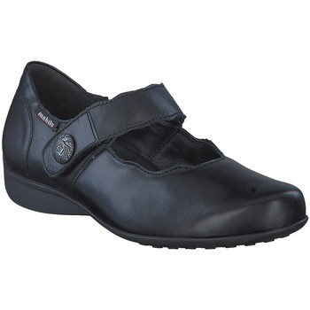Chaussures Femme Ballerines / babies Mephisto Ballerine cuir FLORA Noir