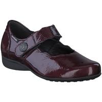 Chaussures Femme Ballerines / babies Mephisto Ballerine cuir FLORA Rouge