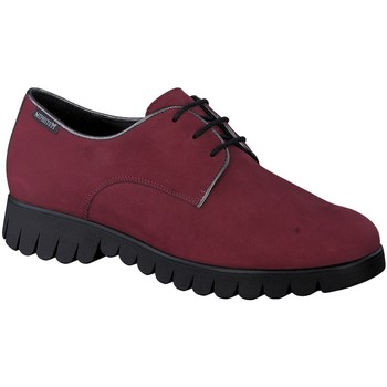 Chaussures Femme Baskets mode Mephisto Chaussure LOREEN rouge Rouge