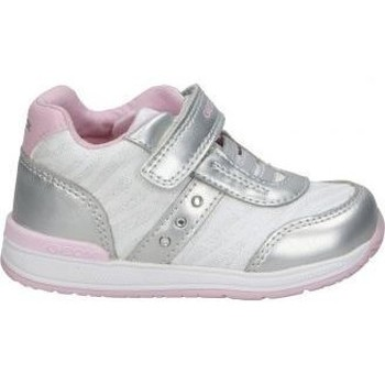 Chaussures Fille Baskets basses Geox ZAPATOS  B020LA NIÑA BLANCO blanc