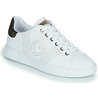 Chaussures Femme Baskets basses Guess RANVO Blanc